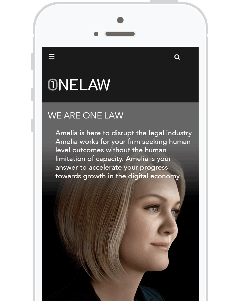 Law Firm Artificial Intelligence